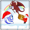 Santa Blue A Free Action Game