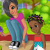 Nia Is a Babysitter A Free Dress-Up Game