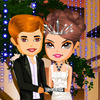 Starry Wedding Night A Free Dress-Up Game