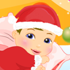 Infant Christmas Dressup A Free Dress-Up Game