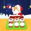 Santa Velvet Cupcakes