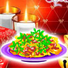 Red Christmas Pasta