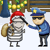 Take control of Ziggy, liitle thief whose dream is to steal all the presents. Collect candies, and buy upgrades!