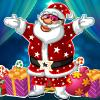 Hey Kids! Its Christmas! Dress up your santa. He want to go to give the christmas gifts!