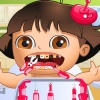 Baby Lora Tooth Problems A Free Dress-Up Game