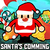 Santa Comming A Free Action Game