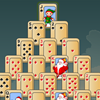 Christmas is coming and now you can play the themed version of pyramid solitaire. Remove the pairs of cards for which the sum is 13 and get rid of the pyramid to win!