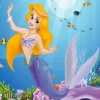 Beautiful Mermaid Girl A Free Dress-Up Game