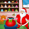 This Christmas Santa want to do something different. He wants to do some magic in Christmas day . He has so many different objects for mixing and making a magical drink. Try the different combination of objects and mix them and see what's happening there with Santa. Have fun Happy Christmas!