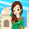 Indian Fashion Dress Up A Free Dress-Up Game