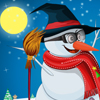 Happy Snowman Dress up
