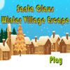 Santa Claus Winter Village Escape