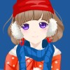 Pretty Girl Loves Winter A Free Dress-Up Game