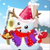 Cute Snowman Dress Up