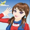 Shiny Girl Makeover A Free Dress-Up Game