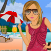 Beach Party Girl Dress Up A Free Dress-Up Game