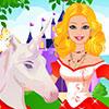 Barbie Unicorn Caring A Free Dress-Up Game