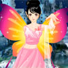 The Princess Fairy escaped from the magical land of fairies because she wants a day of freedom. She loves being a good fairy but sometimes she dreams at being a normal girl, dress up fashionable, fall in love with a cute guy and live like the rest of the girls. In this dress up game you are going to meet the beautiful princess fairy in person. Since fashion was the first word you have ever said, I think you are the right person who can choose a normal but cool outfit for our princess fairy.
