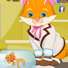 Cat Funny Dress Up A Free Dress-Up Game