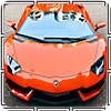 Parts of Picture:Lamborghini A Free Puzzles Game