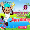 Peppy's Pet Caring - Zippy Monkey