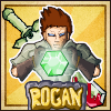 Rogan the swordmaster A Free Action Game