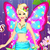 Barbie Fairy Dress Up