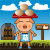 Pig Catching Eggs A Free Action Game