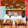 You are stuck inside the buffet room, try to find out the clues, objects and use your wits to escape from there.