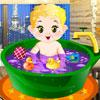 Daily Baby Bath