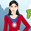 Peppy Patriotic Taiwan Girl A Free Dress-Up Game