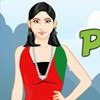 Peppy Patriotic Afghanistan Girl A Free Dress-Up Game