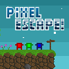 Pixel Escape A Free Action Game