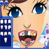 Zippy Girl at Dentist A Free Dress-Up Game