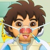 This explorer boy came to you in this new doctor game with the hopes that you can fix the problems that he has with his nose. Use the tools and follow the instructions to clear his nose and make him good as new.