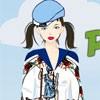 Peppy Patriotic Virginia Girl A Free Dress-Up Game