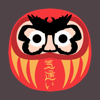 Grumpy Daruma A Free Action Game