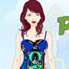 Peppy Patriotic New York Girl A Free Dress-Up Game