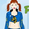 Peppy Patriotic Massachusetts Girl A Free Dress-Up Game