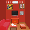 Escape from Red Room is another point and click room escape game from Games2World. In this game, you are locked in red room and you try to escape from room by finding items. Good luck and have fun !