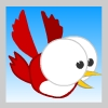 Little Red Flying Bird A Free Action Game