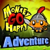 An Evil king has locked the mini monkeys toys in the castle. Get them back and save the day in this Monkey GO Happy Adventure!