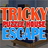 Tricky Puzzle House Escape