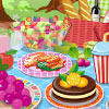 Picnic in the Wood A Free Dress-Up Game