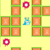 Monster Maze game is a free flash game developed by games2chicks.com. A maze is a tour puzzle in the form of a complex branching passage through which the solver must find a route. The pathways and walls in a maze are fixed. Quick player action is required to navigate the monster and escape him, within time limit. Good luck. Have a fun!