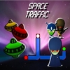 Traffic in the galaxy is getting worse. We need your help! In this fantastic puzzle game, you are called to guide spaceships to their destination. Your mission require speed, agility and planning capacity.  Are you ready?
