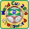 Samba Soccer Brazil World Cup Crossword A Free Word Game