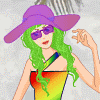Bikini Blossom DressUp A Free Dress-Up Game