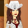 Play Cowgirl Cindy DressUp