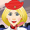 French Stewardess DressUp